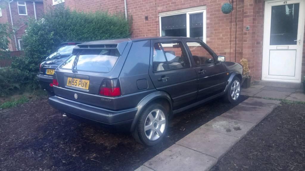 1990 Vw Golf 1,3 CL