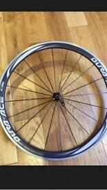 Novatech Carbon Front Wheel 35mm with Shimano Dura Ace decals