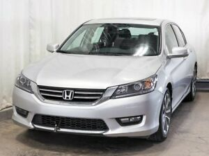 2015 Honda Accord Sport Sedan w/ Sunroof, Bluetooth, Alloy Wheel