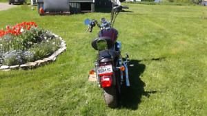 Harley sportster xl1200for sale or trade