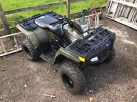 110cc Polaris sports man quad