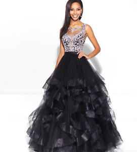 MADISON JAMES GRAD GOWN FOR SALE