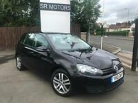 2010 Volkswagen Golf 1.6TDI ( 105ps ) Blue Motion SE(FULL HISTORY,£20 ROAD TAX)