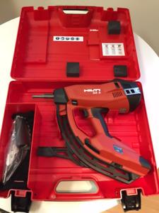 Hilti GX 3 (Brand New) Model which replaces the Hilti GX 120