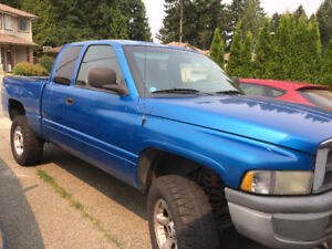 2001 Dodge Power Ram 1500 Other