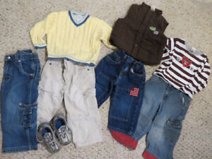 Boys lot of size 18m- 2T