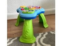 FISHER PRICE ocean friends musical activity table £15 local delivery great condition