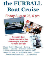 Furball Cruise of the 1000 Islands, Gananoque & District Humane