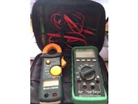 NEW GREENLEE METER SET