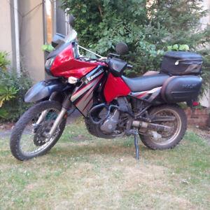 2010 Kawasaki KLR 650