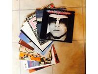 Bundle of 14 LPs
