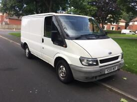 2005 ford transit 85 t260 service history 90k 2 owners 12 months mot
