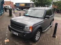 Land Rover Discovery 3! Long Mot!