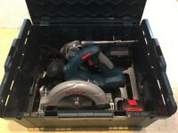 New Bosch GKS 18 V-LI Professional Circular Saw