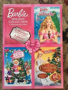 Barbie Holiday Collection 3 CD's
