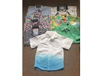 Boys age 3 short sleeve shirts