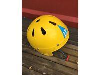 Canoe/water sports helmet