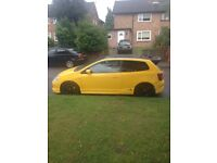 EP3 TYPE R JDM YELLOW **ONE OFF** OFFERS