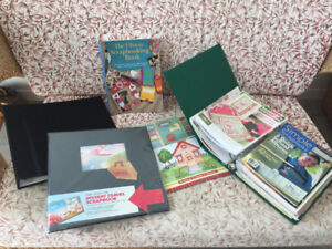 Scrapbooks, Book, Magazines all about Scrapbooking