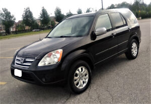 2006 Honda CR-V EX AWD SUV, Crossover 141544KM $5900 4CYL AUTO