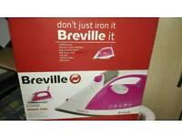 Iron Breville easy glide (NEW)
