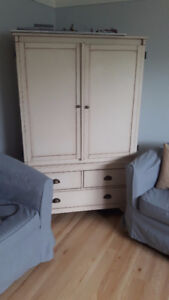 Armoire for storage or TV