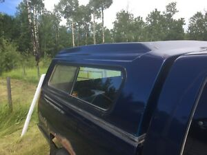 Truck Canopy GMC Chevrolet Dark Blue