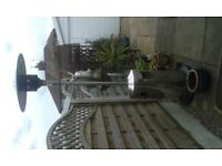 Enders gas patio heater. Full size.