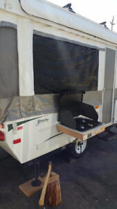 8ft and 10ft  Tent Trailers for rent