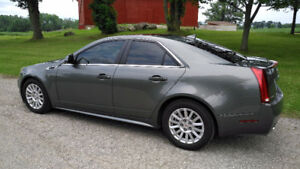 Immaculate 2011 Cadillac CTS Luxury Sedan Certified and E Tested