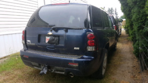 2008 Trail Blazer SS for salvage or repair