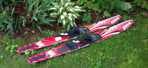 Excel Sixty Seven Water Ski Pair
