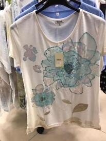 Ladies Flowery tshirt