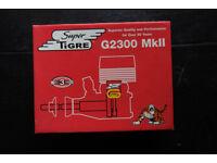 Super Tiger G2300 MK2 rc nitro engine 23cc
