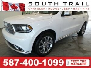 2017 Dodge Durango Citadel Call/text Terrence 587-400-0868