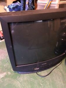 Old style tv