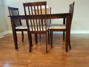 Dining table 5 pc