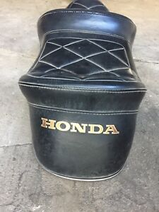 Gold Wing seat and parts GL1100
