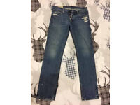 Hollister Skinny Jeans. Waist 32 x Leg 34.