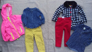 2T GIRLS - FUN OUTFITS FOR EVERYDAY PLAY