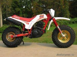 1986 Yamaha BW 200 (Big Wheel)