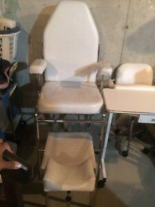 Salon/spa equipment