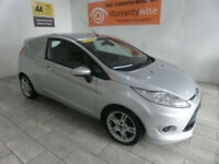 2012 Ford Fiesta 1.6TDCi (95bhp) Stage V Sport ***BUY FOR ONLY £21 PER WEEK***