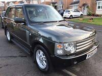 2005 Range Rover Vogue TD6