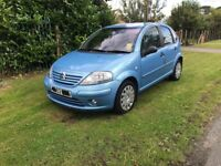 Citroen C3 2004 1.4 HDi SX Diesel - 1 Previous Owner - 12 Months Mot.