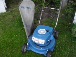 """ i  Will BUY ""  your old  lawnmowers,   "" Pay you cash"""