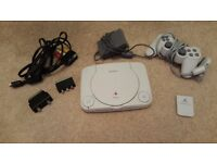 Sony Playstation One (sliim) Bundle