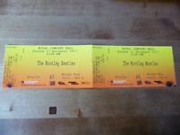 TWO FRONT ROW SEATS THE BOOTLEG BEATLES 17 DECEMBER NOTTINGHAM