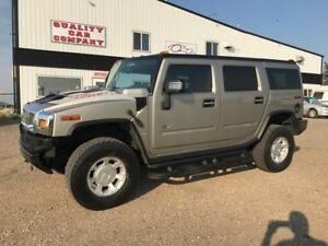 2004 HUMMER H2 NEVER OFF ROAD! LIKE NEW!!!