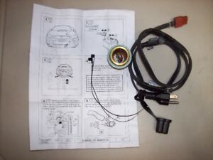 Subaru engine block heater kit